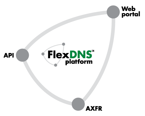 Manage DNS your way