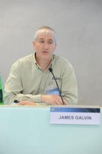 Dr. James Galvin