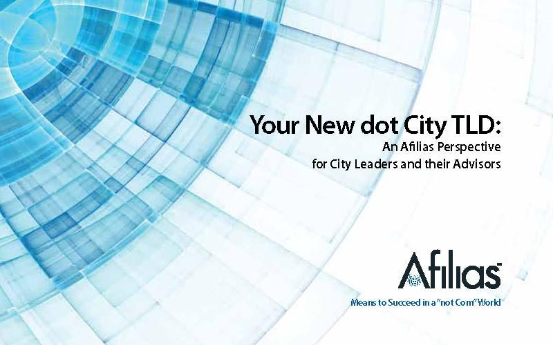 Afilias dot City ebook